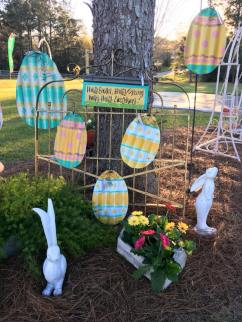 Easter Decor is arriving!