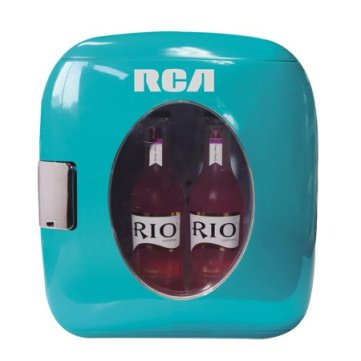 RCA Portable Retro 12-Can Mini Fridge, $49.99 at Walmart