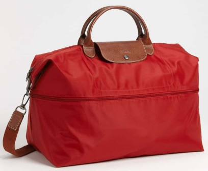 Longchamp Le Pliage 21-inch Expamdable Travel Bag, $255 at Nordstrom