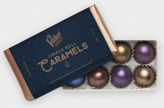 Jingle Bell Caramels, $21