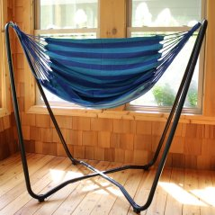 Hammock seat with stand from Wayfair