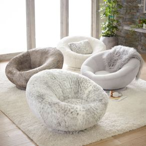 tipped-faux-fur-groovy-swivel-chair-o-2