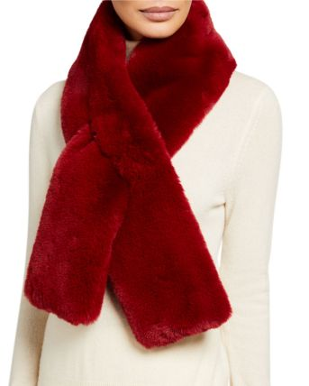 Surrell scarf, Neiman Marcus, $85